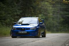 Subaru- Impreza WRX STi. Growing up as a child, I was fascinated with this car. An all round amazing vehicle.