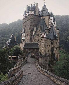 Castle Eradin inspiration