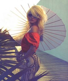 H Magazine, Summer 2012  Model: Edita Vilkeviciute  Photography by Camilla Akrans  Styled by Clare Richardson  Hair: Ali Pirzadeh  Make up Artist: Ignacio Alonso