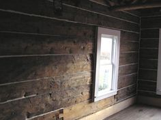 Log Cabin Wood Siding | Rustic Post U0026 Beam Interior Cabin With Rough Sawn  Paneling | I Want It For The House! | Pinterest | Beams, Cabin And Interiors