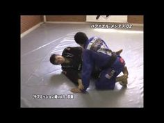 Mendes Brother's Kimura Attempt to Back Take (Fang and Ian)