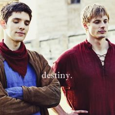 Destiny. (which in this show should always be accompanied by chicken.)