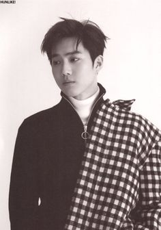 EXO (Suho) For Life Album Scan cr : hunlike