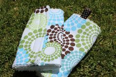 Lu Bird Baby: Baby Sucking/Drool Pads for an Ergo Baby Carrier Tutorial -- need!!!