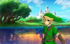 10 The Legend Of Zelda: A Link Between Worlds Papéis de Parede HD