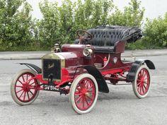 1909 Maxwell Model A Junior -