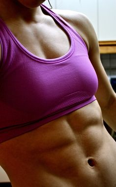 a FLAT tummy!! 20 tips to get it here: http://chasingkristina.tumblr.com/post/5149241717/20-tricks-to-tone-you-tummy