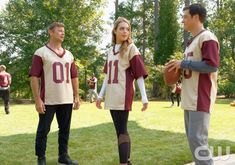 Grant Show, Elizabeth Gillies, and James Mackay in Dynasty Grant Show, Der Denver Clan, Elizabeth Gillies, The Cw, My Happy Place, Wallpaper, Victorious, Movie Tv, Tv Series
