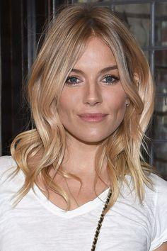 Image result for sienna miller blonde