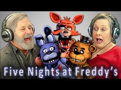ELDERS REACT TO FIVE NIGHTS AT FREDDY'S