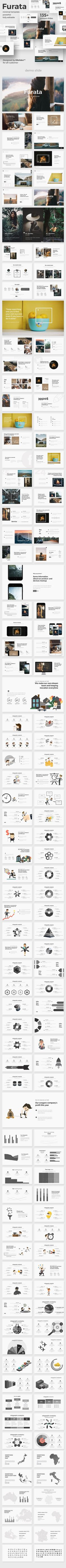 Furata #Creative #Google #Slide Template - Google Slides Presentation Templates