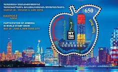 HayPost is participating in the biggest international philatelic exhibition: World Stamp Show – NY 2016.