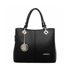 $38.17 (Buy here: https://alitems.com/g/1e8d114494ebda23ff8b16525dc3e8/?i=5&ulp=https%3A%2F%2Fwww.aliexpress.com%2Fitem%2FFamous-Brands-Women-s-Handbags-Rivet-Women-Bag-Ladies-Leather-Shoulder-Bags-2016-Summer-Fashion-High%2F32653218908.html ) Famous Brands Women's Handbags Rivet Women Bag Ladies Leather Shoulder Bags 2016 Summer Fashion High Quality Tote Gift Hand Bag for just $38.17