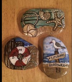 Some may ask what is the big deal about painted rocks. Pebble Painting, Pebble Art, Stone Painting, Diy Painting, Rock Painting Ideas Easy, Rock Painting Designs, Seashell Art, Seashell Crafts, Painted Rocks Craft