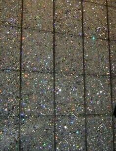 Glitter tile, I would like this for a makeup room! My New Room, My Room, Glitter Tiles, Glitter Floor, Glitter Wallpaper, Glitter Top, Glitter Paint, Glitter Fabric, Sparkly Tiles