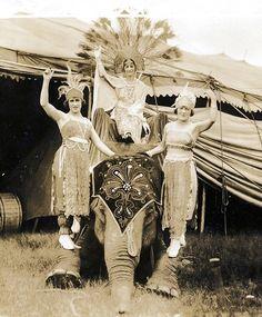 Circus 1920s