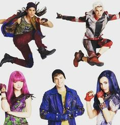 #wattpad #random Theories, Pictures from the set, Trivia, Facts and News from the upcoming Disney Channel Original Movie and sequel to the smash hit Descendants.  *Possible Spoilers so read at YOUR own risk*