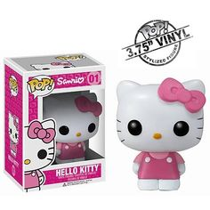 Sanrio Pop! Vinyl Figure Hello Kitty - Sanrio - Funko Pop! Vinyl - Category (for my sister)