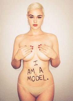 wir sind gegen schönheitsideale, figurstandards und die einteilung in zwei geschlechter | read | i-D