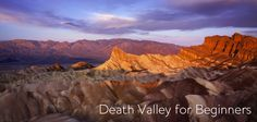 Death Valley for Beginners: Death Valley National Park is a four-hour drive from Mammoth Lakes. The Park has over three million acres of designated Wilderness and hundreds of miles of backcountry roads. Death Valley contains an amazing variety of terrain, historic sites, plants and animals for outdoor adventurers to explore.