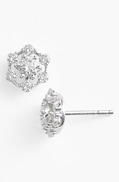 Kwiat 'Starry Night' Diamond Stud Earrings available at #Nordstrom