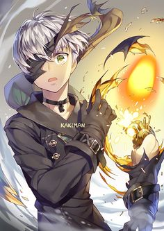 Kai Fine Art is an art website, shows painting and illustration works all over the world. Taro Yoko, Game Character, Character Design, Drakengard Nier, Fanart, Video Game Art, Video Games, Manga Games, Anime Style
