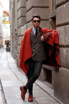 Menswear Filippo Fiora Layering