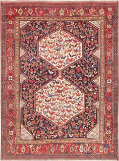 Antique Tribal Persian Afshar Rug 47569 - By Nazmiyal #antiquerugs #rugs #vintagerugs #antiquecarpets #carpets #vintagecarpets #moroccanrugs #orientalcarpets #orientalrugs #persiancarpets #persianrugs
