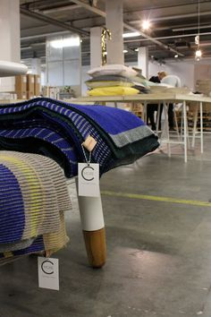 Woolen plaids by San