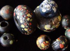 Ancient crumb beads