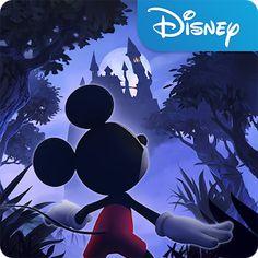 Castle of illusion para Android, iOS y Windows Phone, El clásico de Disney para móviles