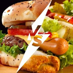 #VERSUS Las comidas rápidas son deliciosas y en la variedad está el placer. A ti qué te gusta más? Vota con un  si te encantan las hamburguesas Vota con un  si prefieres los perros calientes #Hamburguesa #PerroCaliente #LaCanasta #Versus #Sogamoso  #SupermercadoFamiliar