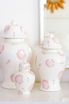 Tips To Add Heart Soul To Your Home Randi Garrett Design With Images Pink Ginger Ginger Jars Handmade Kids