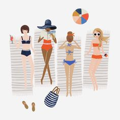 """Anna Bond on Instagram: """"Happy 4th of July weekend! I hope you do something fabulous and relaxing. (also.. just want to let you know we have a 15% off sitewide sale on riflepaperco.com now through Sunday). #riflepaperco"""""""