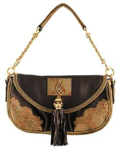 1545de759f7a Christian Audigier - Lacy Flap ☆ Over The Shoulder Bags