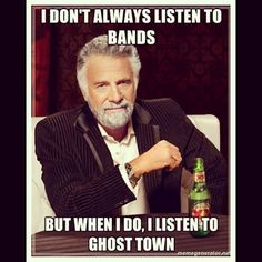 ghost town band - Google Search