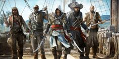 Assassin's Creed 4: Black Flag Jackdaw Edition Announced For UK - http://leviathyn.com/news/2014/03/10/assassins-creed-4-black-flag-jackdaw-edition-announced-uk/
