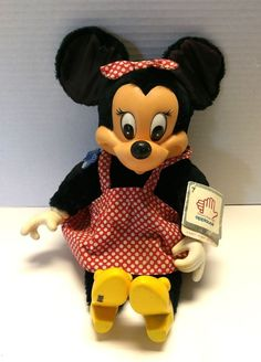 Cuisinart food processor model dlc 7 pro instruction and recipe book vintage applause minnie mouse doll plush stuffed toy disney wallace berrie 1981 forumfinder Image collections