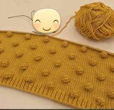 Knitting Peanuts Model How To . - Safiye Celik - - Knitting Peanuts Model How To . Diy Crafts Knitting, Diy Crafts Crochet, Knitting For Kids, Baby Knitting Patterns, Knitting Stitches, Knitting Designs, Free Knitting, Crochet Patterns, Knitted Baby Clothes