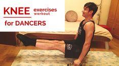 Cvičenia pre zdravé  kolená  tanečníkov, Cvičenie pre kolená tanečníkov Ako sa vyvarovať operácií kolena. Ako predchádzať zraneniam kolien, špeciálny návod ako posiňovať kolená.