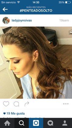 anbefalte frisører i oslo 10 beste bildene - Page 3 of 10 - mote-antrekk. Pretty Hairstyles, Hairstyle Ideas, Braided Hairstyles, Wedding Hairstyles, Hair Inspo, Hair Inspiration, Hair And Beauty, Hair Due, Grunge Hair