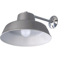 Canarm Ceiling/Wall Barn Light — 14in. Dia., 120 Volt, Model# BL14CW - menards has this for $24