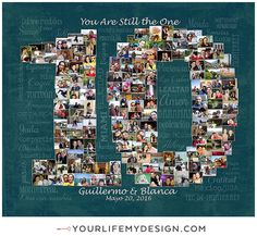 20x24 with 151 photos, 10 year anniversary collage ❤ Website: http://yourlifemydesign.com/ ❤ Instagram: https://instagram.com/yourlifemydesign/ http://yourlifemydesign.com/ #gift #giftideas #anniversary #homedecor #home #photography #collage #decor #decoration #walldecor