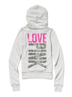 I think i love this sweatshirt! thank god i work here, or else my bank account would be drained