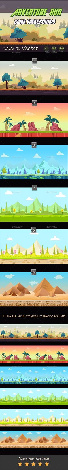 Adventure run game backgrounds Download here: https://graphicriver.net/item/adventure-run-game-backgrounds/11851723?ref=KlitVogli