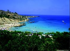 Konnos Bay Beach in Cyprus. My 2nd Favourite!