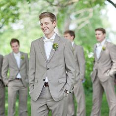 Light Grey Suits