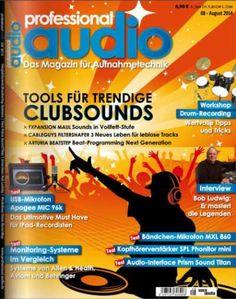 Professional Audio Magazin August No 08 2014 magesy.pro