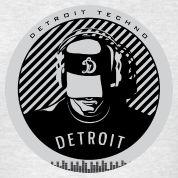DETROIT TECHNO T-Shirts Design