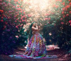 Photographer: Original Cin Photography  Makeup and hair: Carly Heemstra Dress: Art Photo Projects